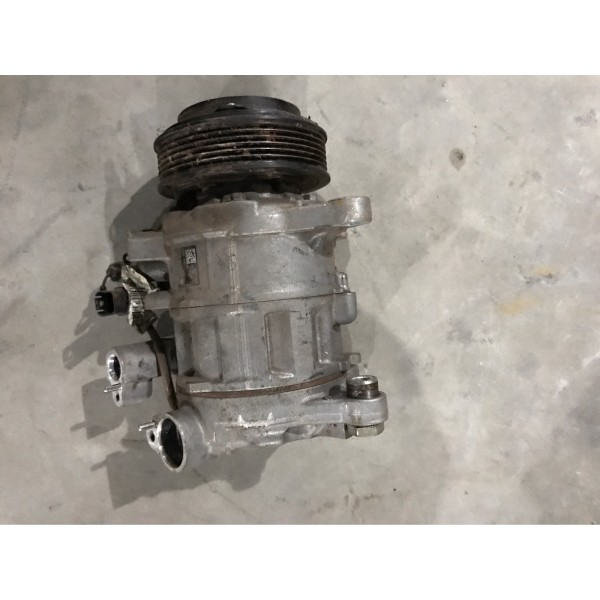 Compressor Do Ar Condicionado Bmw 320i 2015