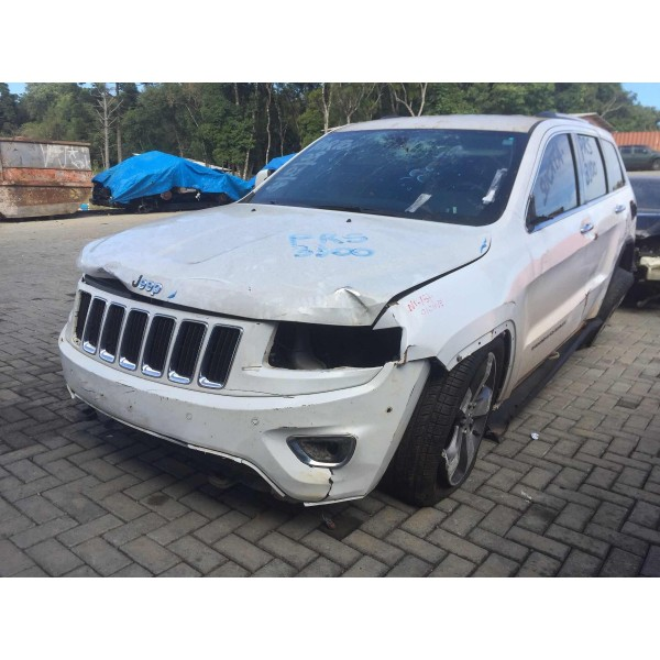 Agregado Dianteiro Jeep Grand Cherokee Limited 2015