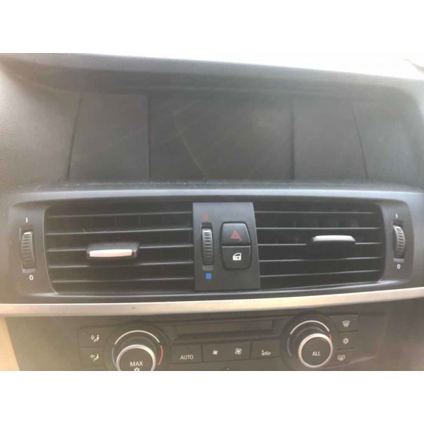 Difusor Ar Central Bmw X3 6cc 2012