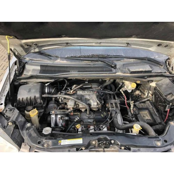 Motor Parcial  Town Country 3.8l 2009 A Base Troca