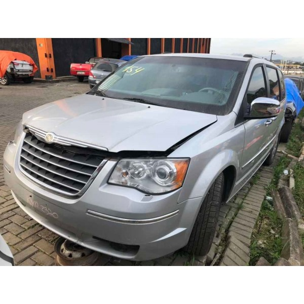 Frente Town Country 3.8l 2009