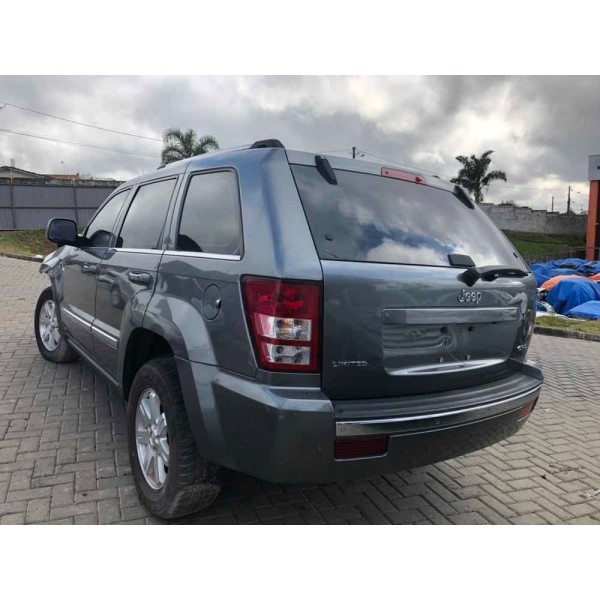 Cardan Traseiro Jeep Grand Cherokee Limited 3.0l Crd 2009