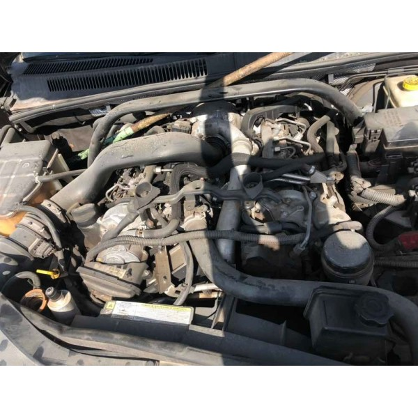 Chicote Motor Jeep Grand Cherokee Limited 3.0l Crd 2009