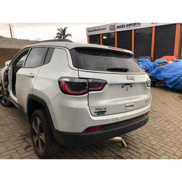 Diferencial Traseiro Jeep Compass 4x4 Diesel 2018