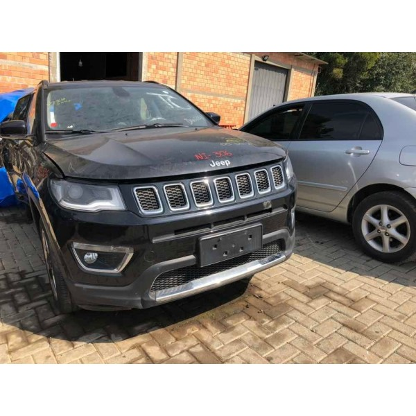 Barra Estabilizadora Dianteira Jeep Compass 2.0 Flex 2017