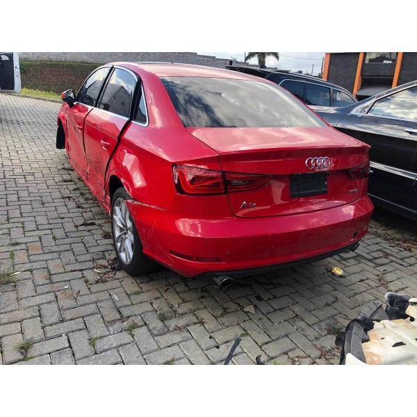 Lateral Audi A3 2.0t 2016